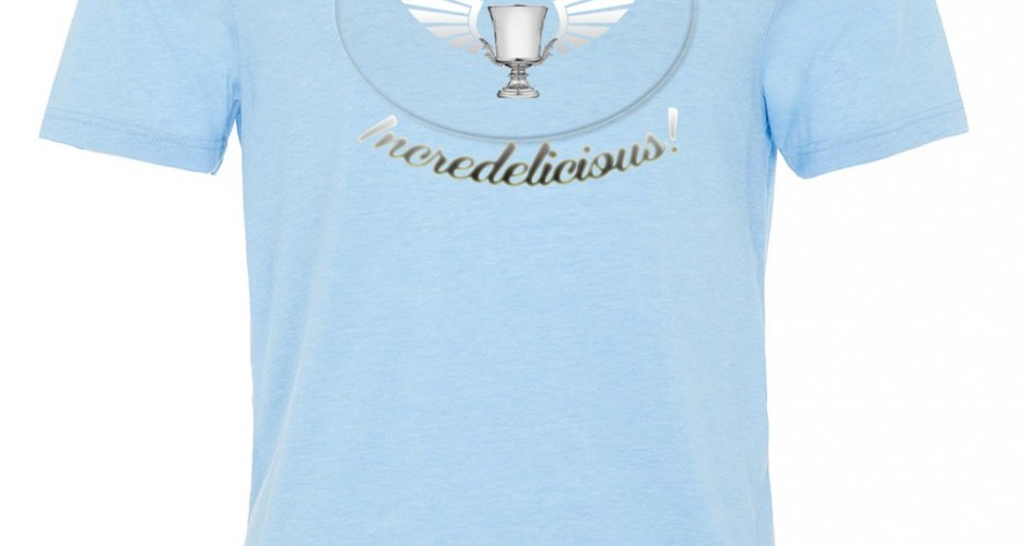 Blue Star Incredelicious T-Shirt
