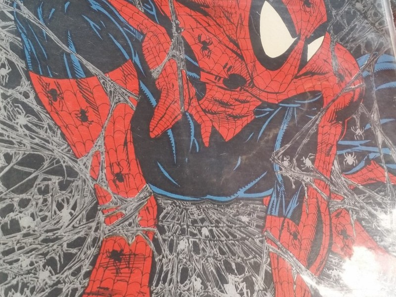 EXCLUSIVE SPIDERMAN COMIC BOOK